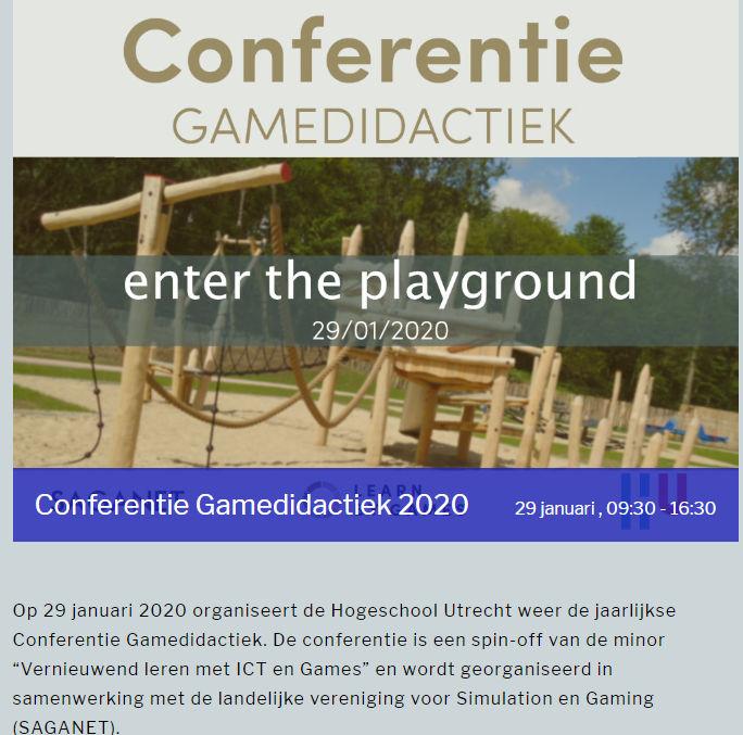 Game conferentie